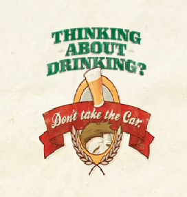 Thinking of Drinking? Don't Take the Car.